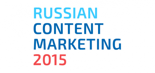 Russian Content Marketing 2015