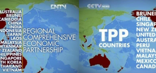 зона свободной торговли, тихоокеанский регион