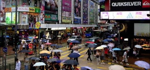 розничные продажи, Гонконг