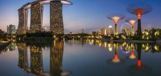 Сингапур, Нью-Йорк, самые дорогие города