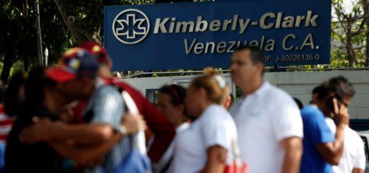 Kimberly-Clark, Венесуэла