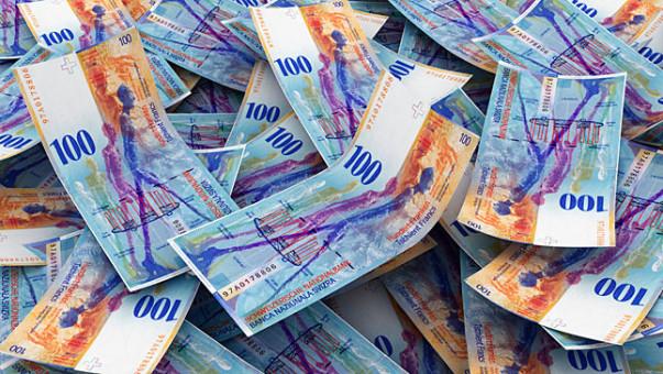 Почем счет в швейцарском банке?