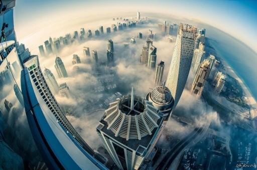 Дубай: от свободных экономических зон – к зонам свободного яхтинга