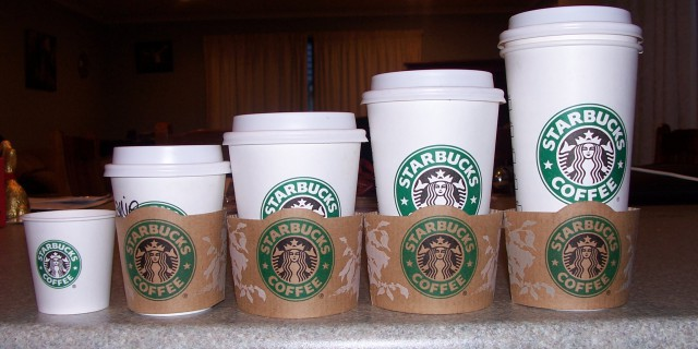 Британия VS Starbucks