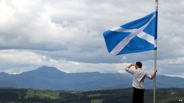 Независимая Шотландия? Референдум приближается