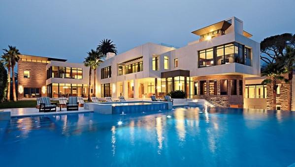 Где живут самые богатые люди мира