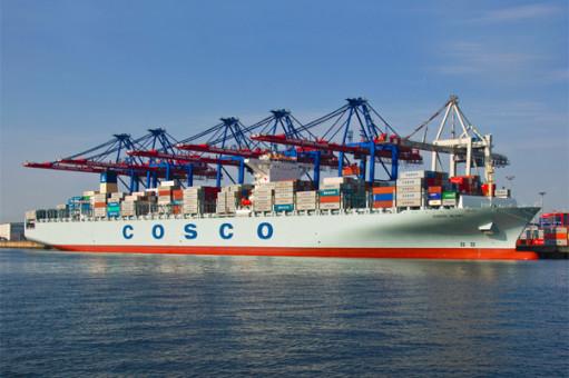 Китайская компания Cosco проводит реконструкцию Пирейского порта