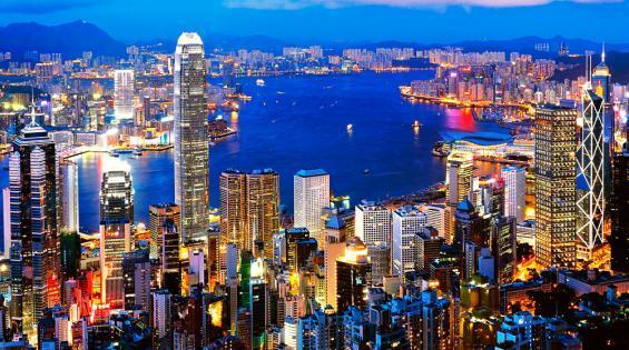 В Гонконге отпраздновали слияние с Шанхайской биржей