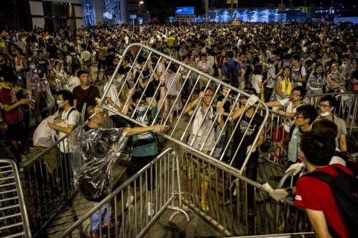 отношения Китая и Гонконга