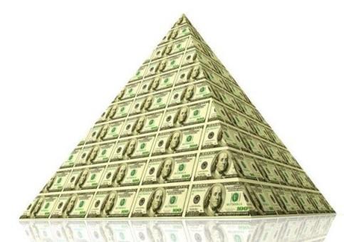 известные финансовые пирамиды
