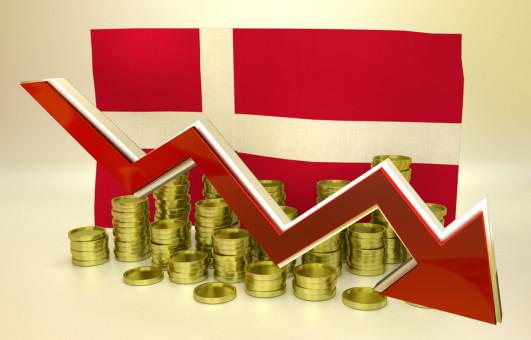падение курса датской кроны