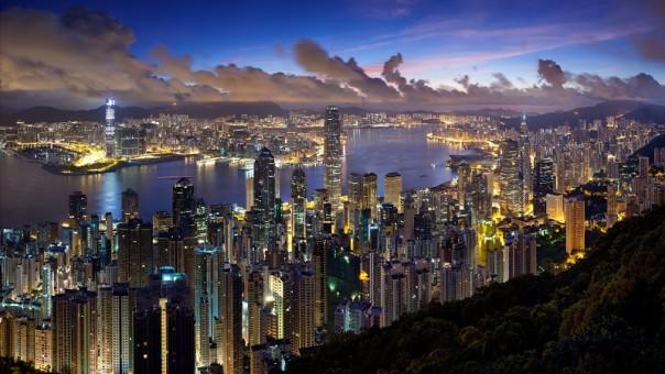 торговля между Китаем и Гонконгом