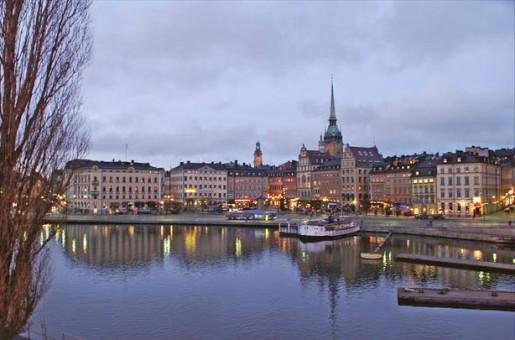 безналичные платежи в Скандинавии