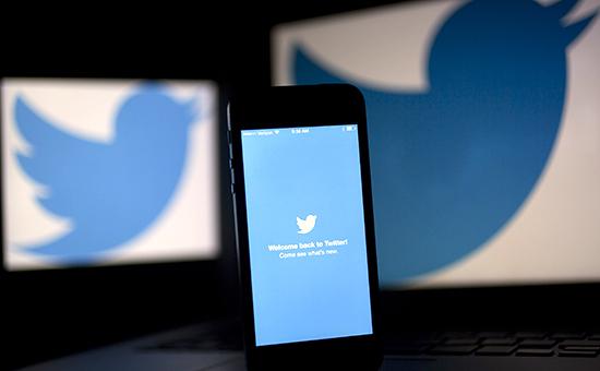 политики в Твиттере