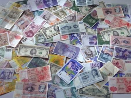 самые нестабильные валюты