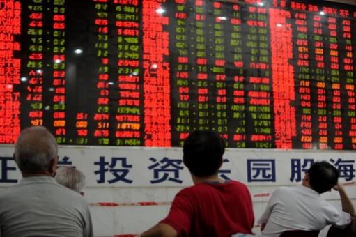 рост китайского фондового рынка