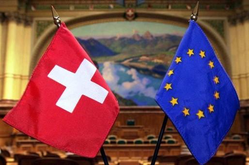 обмен банковской информацией между Швейцарией и ЕС