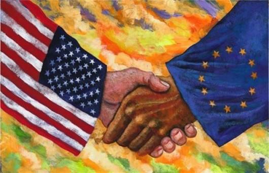 тайное соглашение между ЕС и США