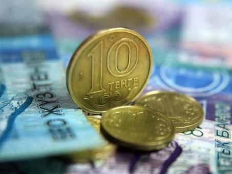 Валютный крах в Казахстане