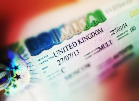 британская виза инвестора