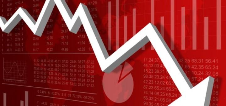 падение прибыли