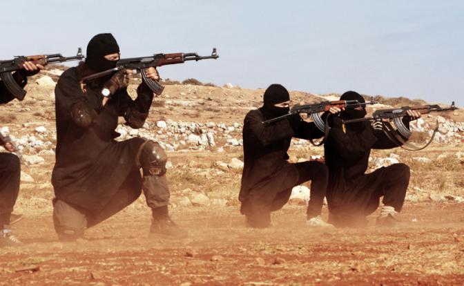 ИГИЛ, террор