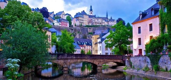 Люксембург, финансовый центр