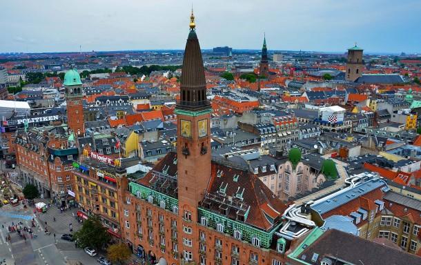 ведение бизнеса, Дания