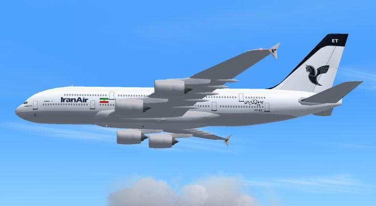 Airbus, Иран