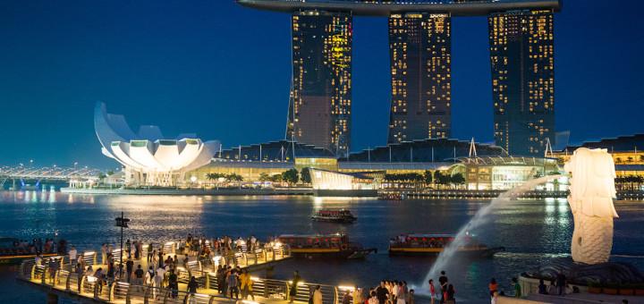 Сейшелы, Сингапур