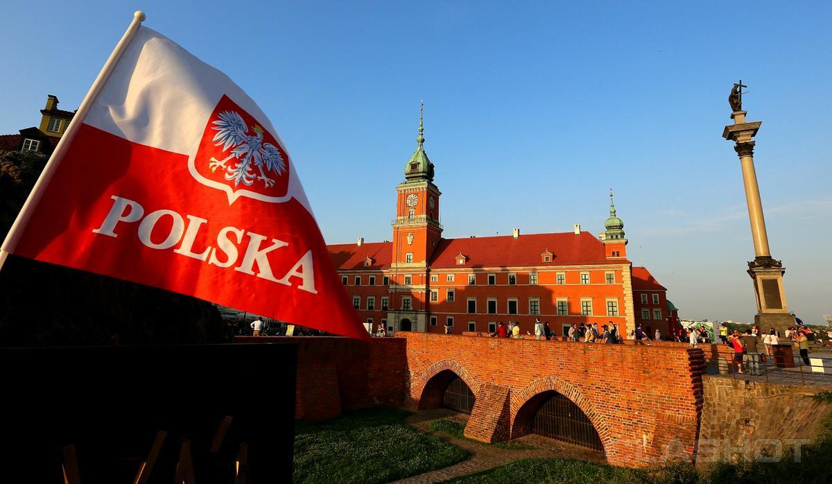 Польша, розничная торговля, налоговая ставка