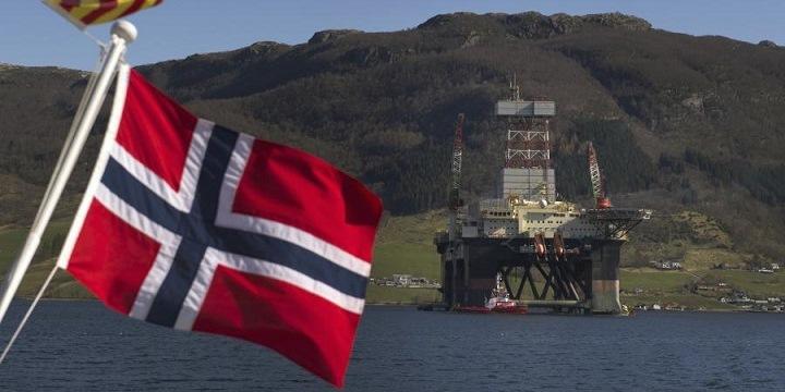 Норвегия, кризис