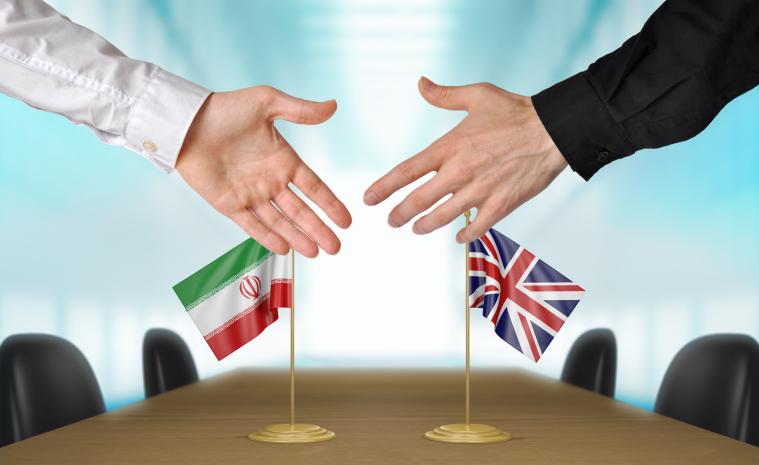 Великобритания, недвижимость, Иран