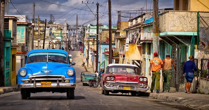 Куба, частный предприниматель