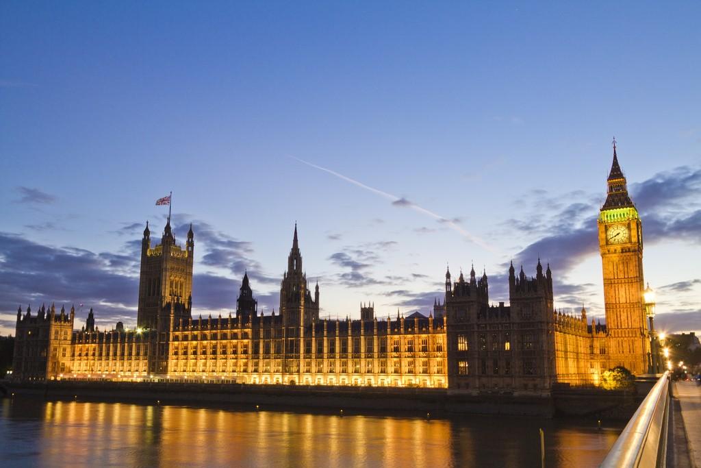 Великобритания, возмещение налога