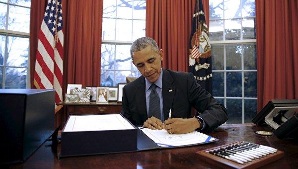 США, бюджет, Обама