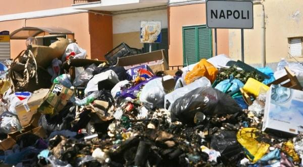 Италия, утилизация отходов