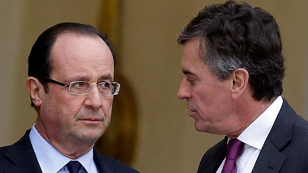 Франция, министр финансов