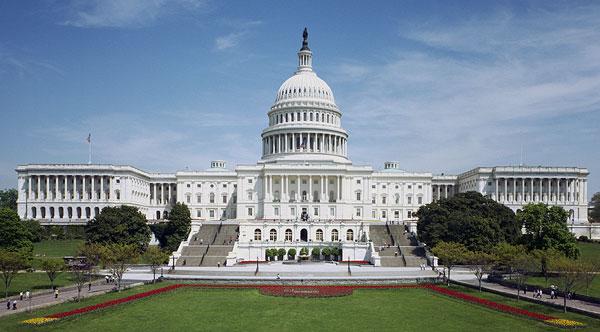 Конгресс США, интернет