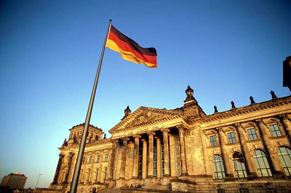 промышленное производство, Германия