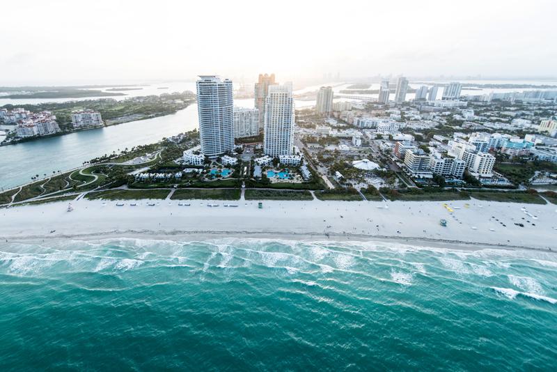 Майами, жилые дома, недвижимость
