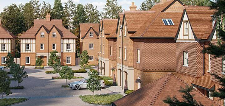 рынок недвижимости, Великобритания