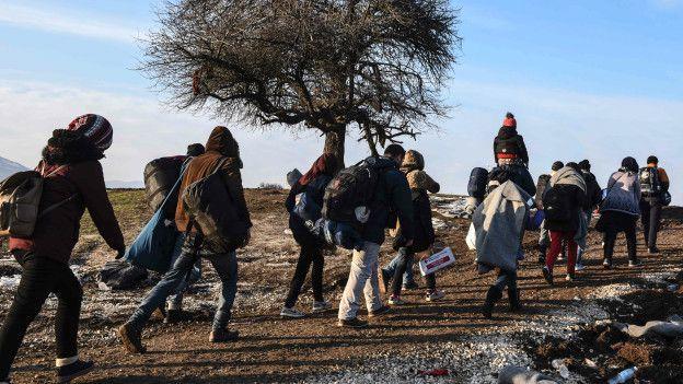 Великобритания, ЕС, Шенген, миграционный кризис