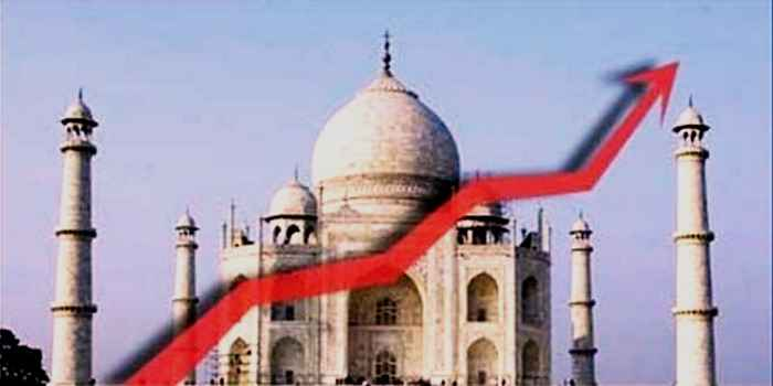 Индия, экономический рост