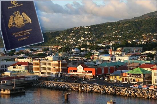 программа по получению гражданства, Доминика