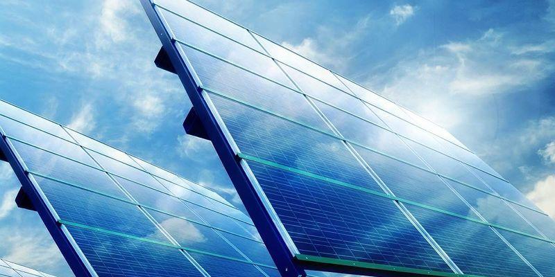 солнечная энергия, аэропорт