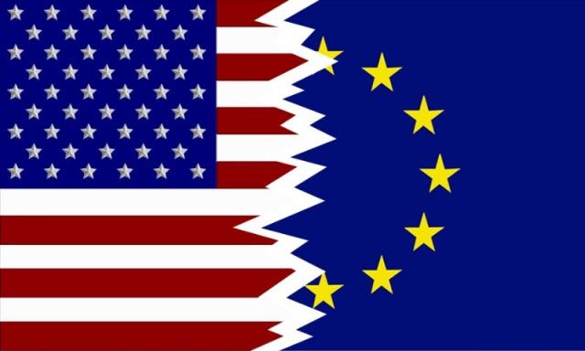 США, ЕС, американские корпорации