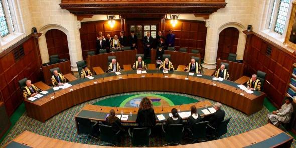 Верховный суд, Великобритания
