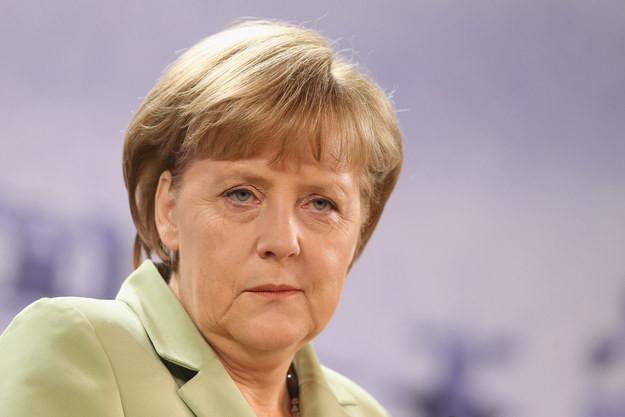 Самые влиятельные женщины мира, Ангела Меркель