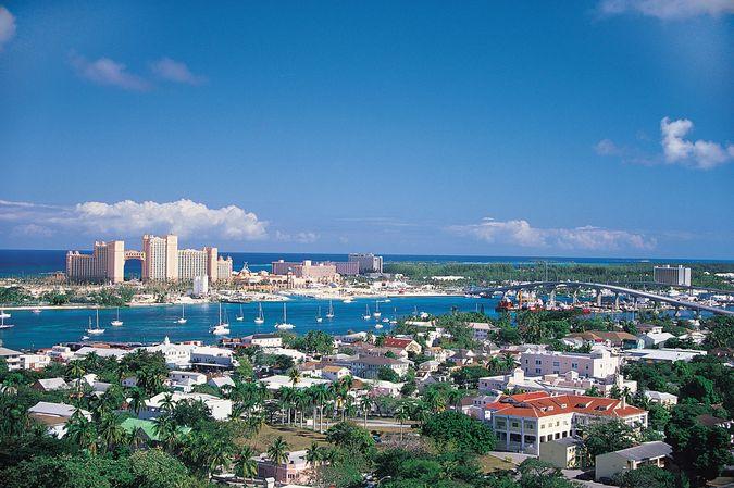 Багамские острова, беспошлинная торговля
